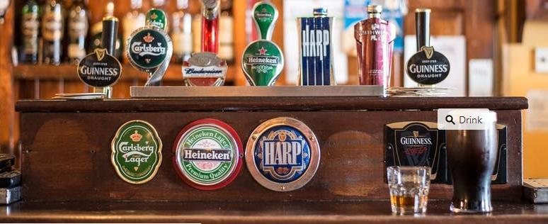 bar personal branding