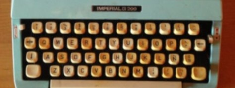 old typewriter 500x