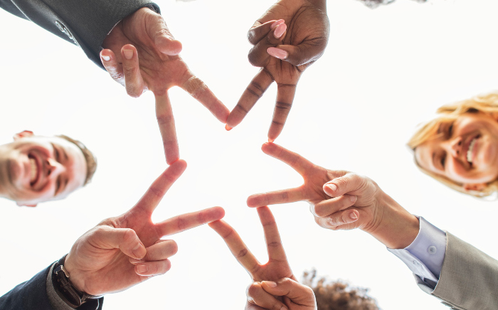 fingers together forums & communities