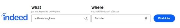 remote job indeed com canada search