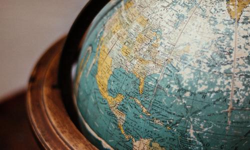 blue earth globe adolfo felix