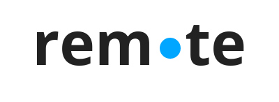 remote circle logo 400x150