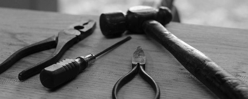 tools hunter haley