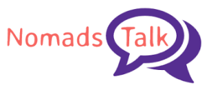nomads talk logo