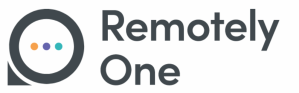 remotely one logo