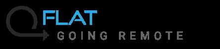 Flatworld.co logo remote recruitment agencies