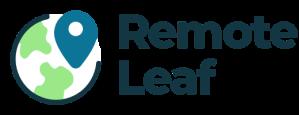 remote leaf remote job boards